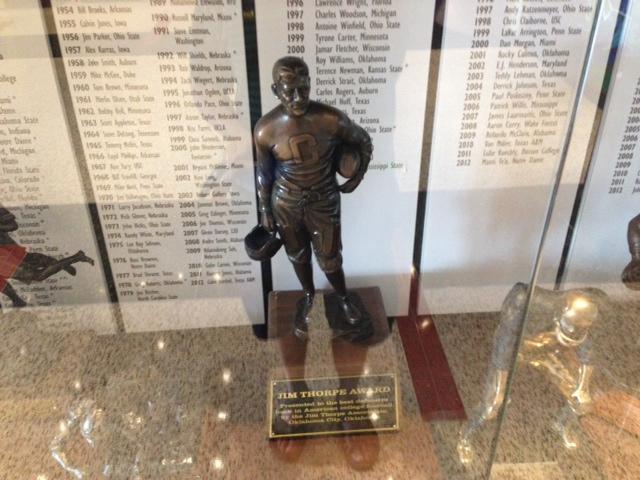 Jim Thorpe Trophy