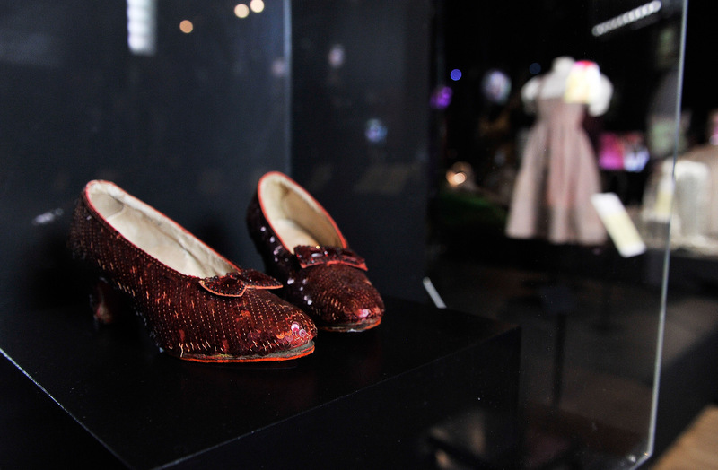 The V&A's Hollywood Costume Exhibition - Installation Photo Call