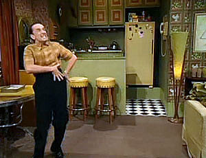 Ed Grimley dance