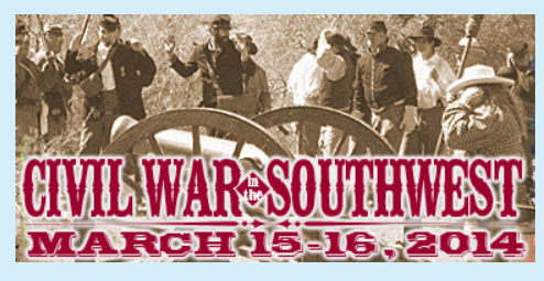 Picacho Peak Civil War re-enactment