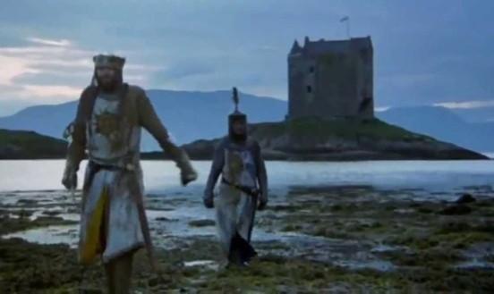 Castle Stalker & MP