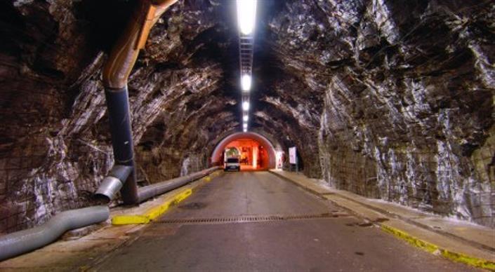 cruachan 4 - tunnel