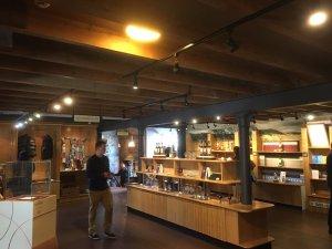 Glenlivet gift shop