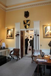 Inveraray entrance hall