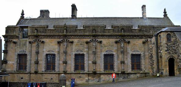 James V Palace