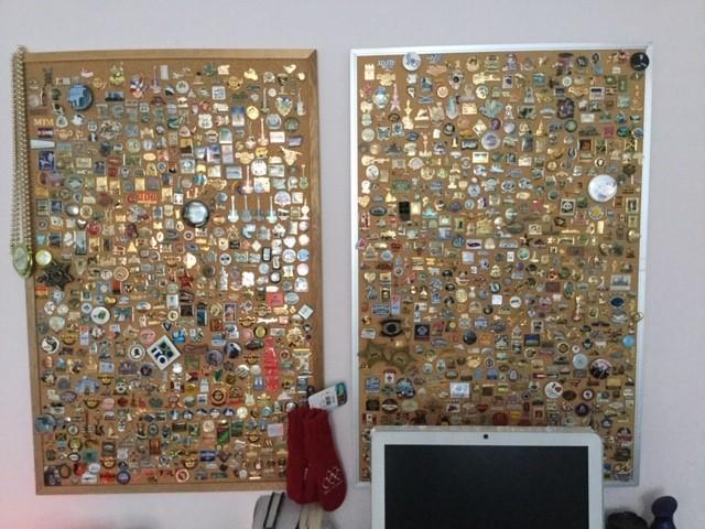 pin wall